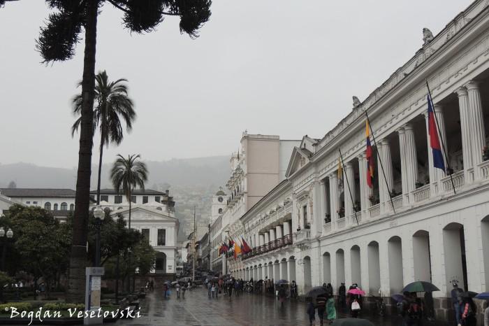 Palacio Arzobispal de Quito (Archbishop's Palace)