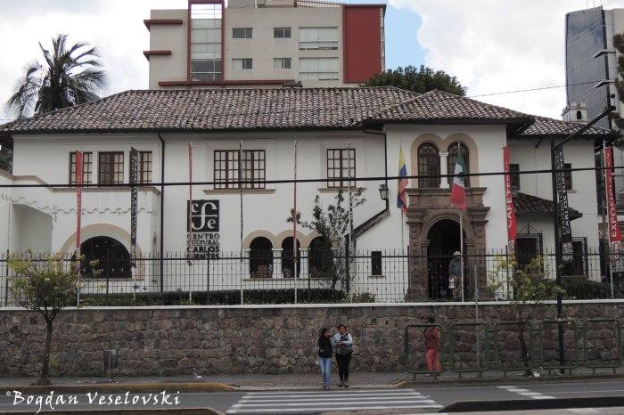 6 de Diciembre - Centro Cultural Carlos Fuentes