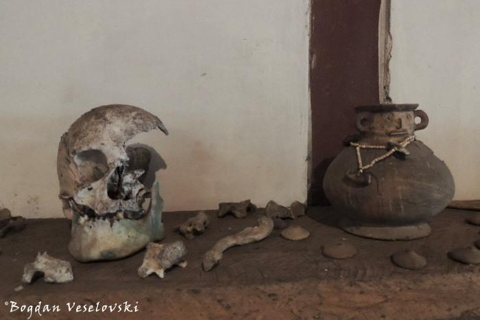 Bones & clay