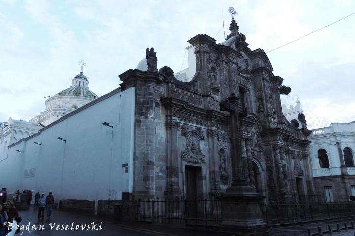 Iglesia de la Compañía de Jesús (The Church of the Society of Jesus)