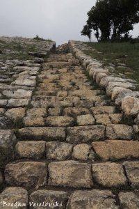 Yerkapı eastern staircase