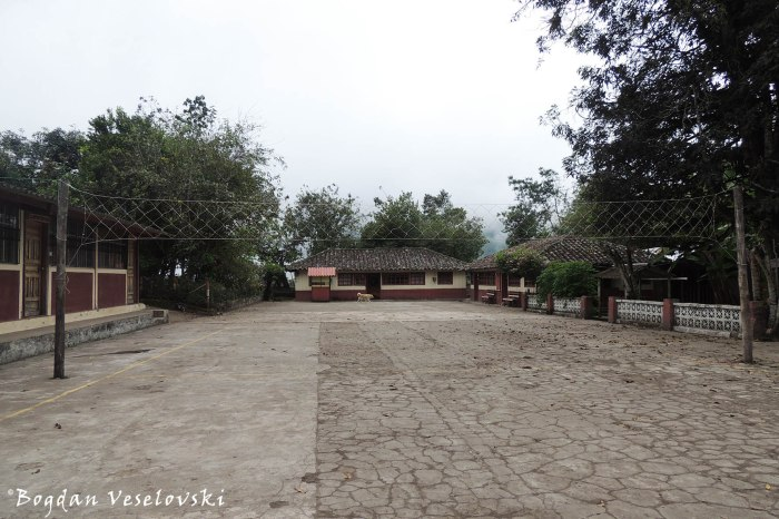 Wariman. Templo del sol