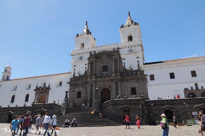Iglesia de San Francisco - 16th century, Renaissance style
