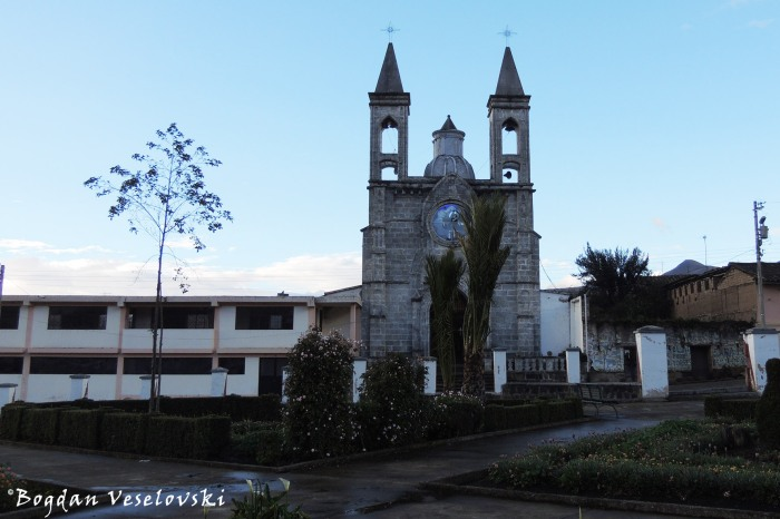 Church of La Libertad