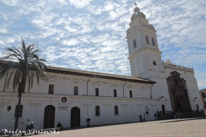 Iglesia de Santo Domingo - 16th century, Renaissance style