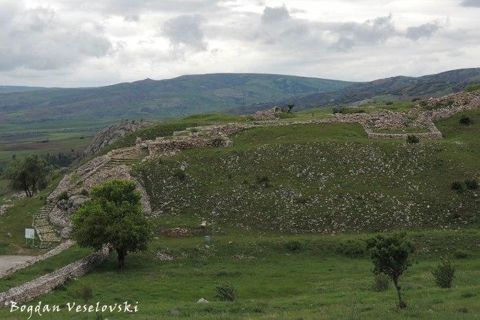 Büyükkale (The royal castle)