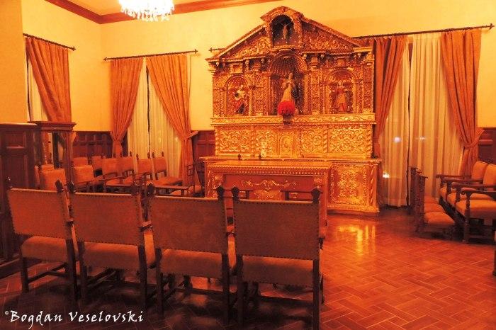 Oratorio de la presidencia (Presidential Oratory)