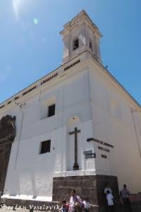 Iglesia del Monasterio Santa Clara