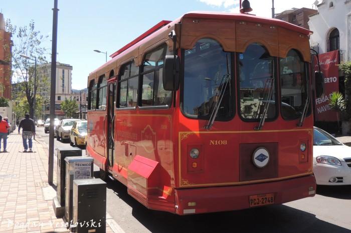 Quito City Explorer - The original trolley tour