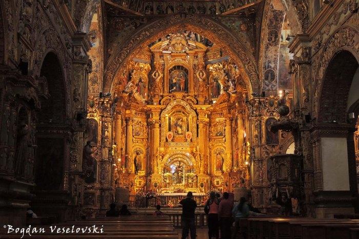San Francisco - Altar