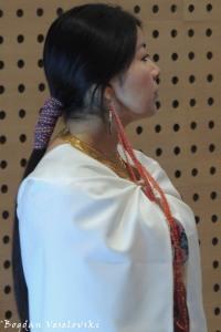 Indigene hostess