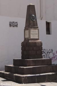 Garcia Moreno monument