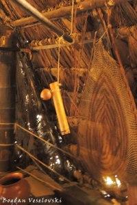 Huaorani weapons
