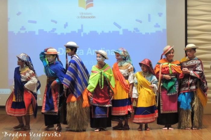Andean dances