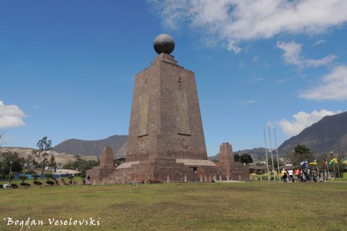 Monument of Mitad del Mundo