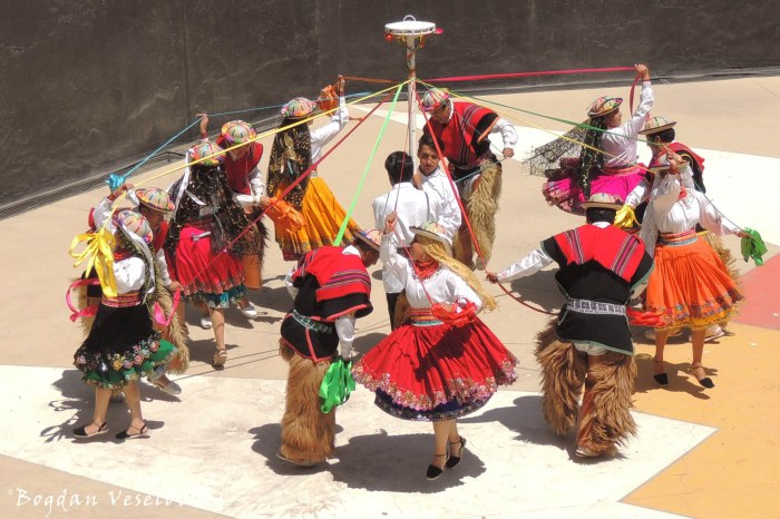 Andean dance