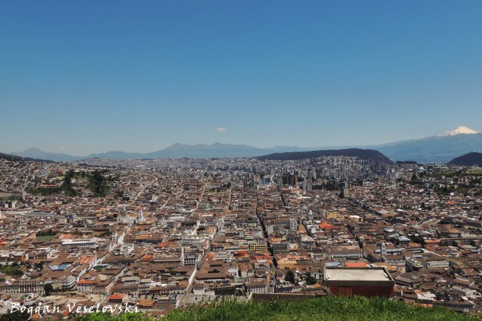 Quito & the surrounding volcanoes - Cotacachi, Mojanda, Imbabura & Cayambe