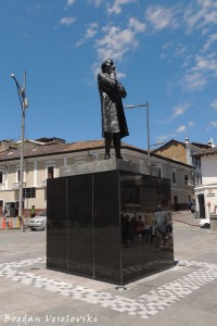 Monument to Eugenio Espejo