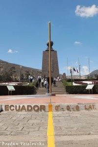 Ecuador = Equator