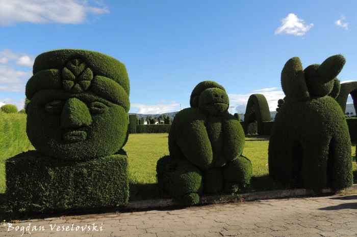 Shrub art