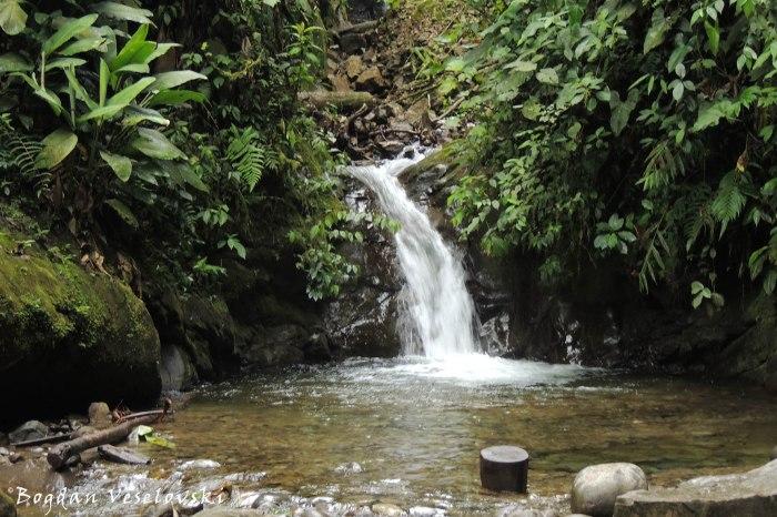 Cascada Ondinas