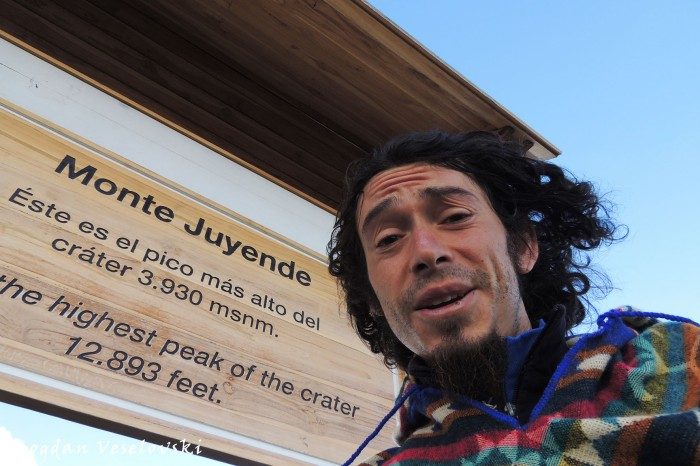 Monte Juyende - 3930 m